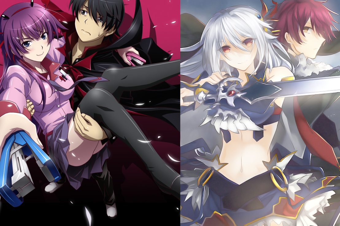 30 Day Anime Challenge (Day 08): Favorite AnimeCouple